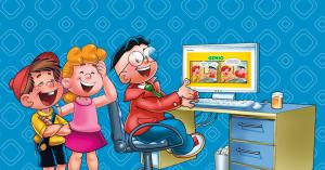 El sitio web de la Revista Mis Amigos en donde se aprende jugando.