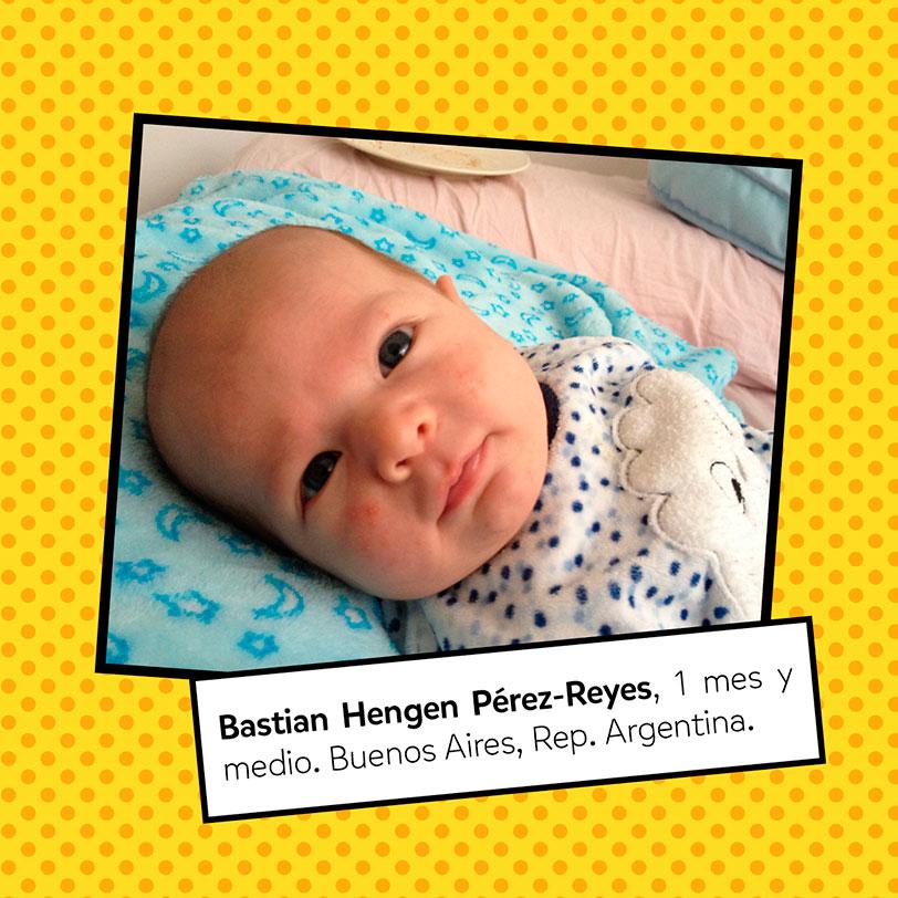 Bastian Hengen, 1 mes.