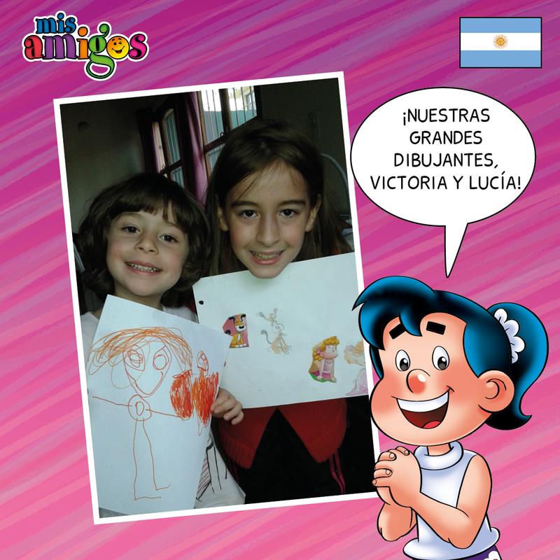 Victoria y Lucia