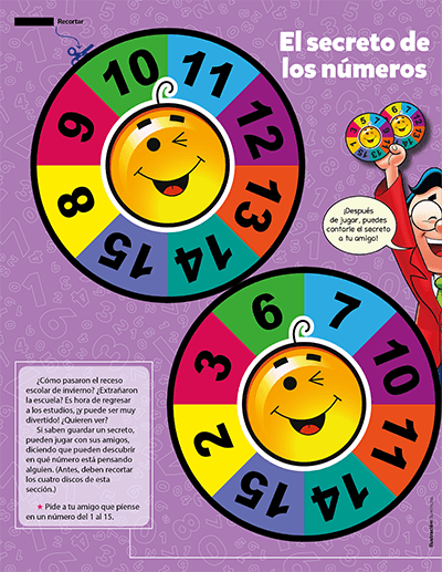 Diviértete junto a tus amigos con el truco matemático.