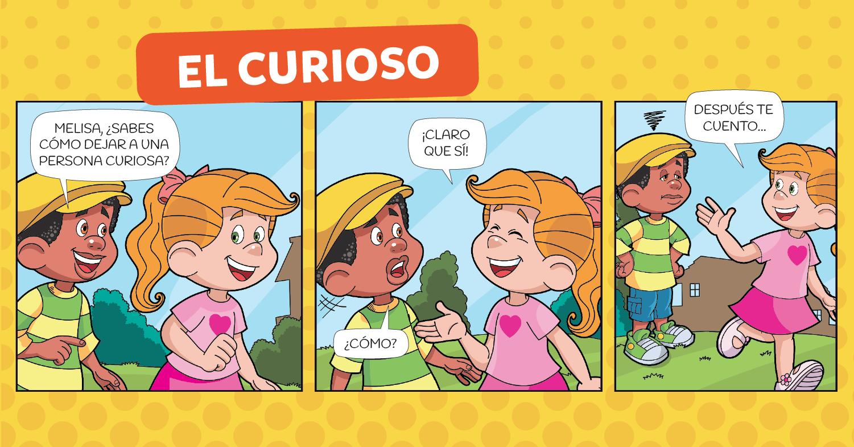Historietas Para Leer Y Escuchar Revista Mis Amigos