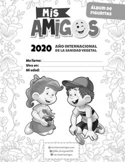 Álbum 2020 - Mis Amigos
