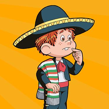 Laberinto: Gastronomía mexicana