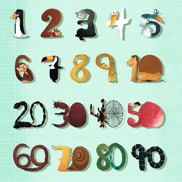 Cardinal numbers / Os números cardinais